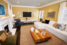 Living room / by Aubree Thomas