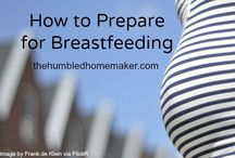 Breastfeeding and Feeding Baby / Great articles I've found on breastfeeding, feeding baby, baby led weaning, and weaning from the breast. / by Betsy Pool @ A Mother's Road
