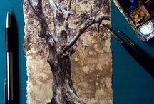 Graphic / Trees