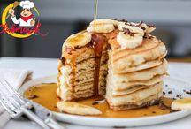 Resep dan Cara Serta Tips Membuat Pancake Yang Empuk,Enak dan Mudah, Cara Membuat Pancake