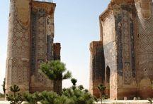 Ousbékistan / Les Covoyageurs vous fait Partagez un Circuit Soyeux au coeur  d'un Joyau Musulman !