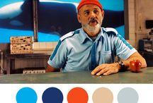 Blue-Orange contrast