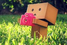 Danbo ♥ / Le petit être qui est trop mimi ♥ Que des images de lui !!♥