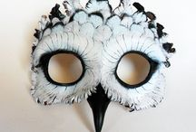 maski, kostiumy