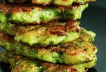 galette brocoli