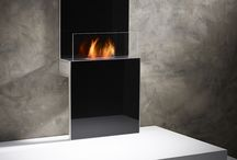 New Safretti fireplace Vertigo! / Vertigo is the latest Safretti fireplace, designed by Porsche Design Studio. The fireplace meets all current safety standards and is the first fireplace in the Safretti collection that has an electronic ignition by remote control.
