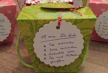 Geschenk für Kita-Erzieherinnen