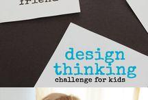 Design thinking for kids