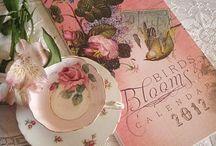 Tea-porcelain