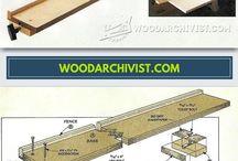 Wood, circular saw