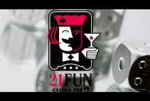 21 Fun - Casino Parties / The Casino Themed Party Planning and Event Production Company 21Fun.com