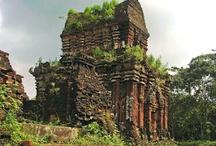 My Son / Las ruinas y santuario de My Son, muy cerca de Hoi An, en el centro de Vietnam.