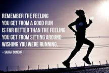 Running / running motivation credits: http://motivational-quotes-for-athletes.com/5-motivational-running-quotes/