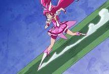 female girls animes