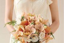 { Wedding Bouquets }