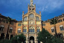 Pin Places: UNESCO World Heritage / Barcelona is proud of its beautiful heritage: 9 buildings in UNESCO's World heritage list. // Barcelona está orgullosa de su patrimonio: 9 edificios declarados patrimonio de la humanidad por la UNESCO // Barcelona està orgullosa del seu patrimoni: 9 edificis declarats patrimoni de la humanitat per la UNESCO.