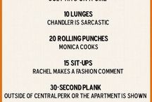 TV and Movie Workouts