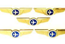 Pilot badges