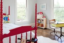 Bedrooms / by Kendra Hull