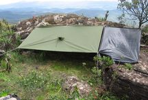 Bivy Shelter / Bivy shelters for lightweight hiking.