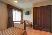Hotelszoba - saját tervezés - hotelroom - own design / lakberendezés, belsőépítészet, interior design