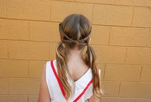 daughter hair :) / by Heather Smith