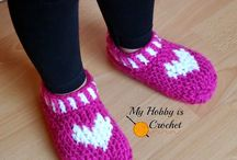 Crochet Booties and Socks / DIY I would like to try in the futres