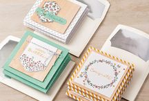 Cottage Greetings Card Ideas / by Laurie Graham: Avon Rep/Stampin' Up! Demo