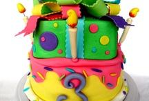 Cakes / by Nadine Collings-Jones