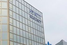 Welcoming 2014. with brand new Hyatt signage / by Hyatt Regency Belgrade