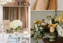 Color Palettes / Use these coordinating colors for event inspiration!