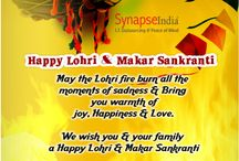 Lohri Celebration at SynapseIndia / All the festivals at SynapseIndia are celebrated with utmost enthusiasm & joy. 'Employees First' has always been our main motto. This is clearly visible in all our client feedback & reviews. Check out these moments!