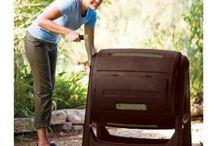 Gardening - Outdoor Carts & Bins