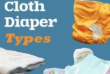 Cloth Diapers / by Jessica Bechard