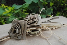 artesanato - fibras naturais