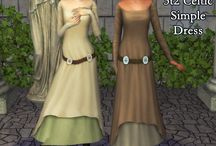 Sims 2 - Clothes - Female - Adult