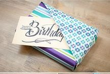 Wrapping book ideas
