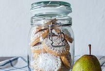Biscotti con le pere di natale