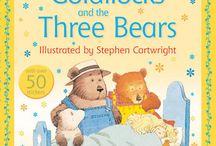 Book activities - Goldilocks and the Three Bears / by Hera Hermes