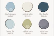2015 Interior Design Color Trends / Why not use these 2015 Color Trends to help plan your Coastal Inspired Interior Design. Cool Blues, Muted Tones and Warm Sandy shades are still on trend for 2015.