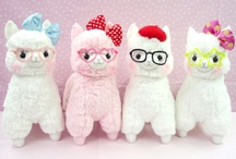 Cuuuuute! <3 / All things adorable and Kawaii! <3 (>0<) <3 / by Méline Briciní
