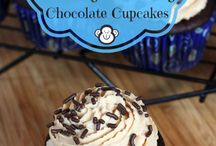 Cupcakes,  muffins, and pastries oh my!  / by Tracy Hipp