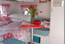 Vintage Travel Trailer Eye Candy / by One Creative Couple