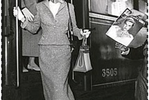 Luxury Legacy / Love old photographs of some of our Icons carrying Iconic bags.