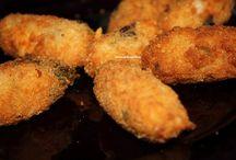 Croquetas / Las mejores croquetas de la red  Puedes ver todas estas recetas en  www.comparterecetas.com Recetas de croquetas