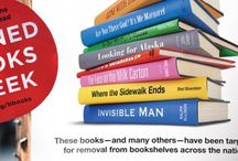 Banned Books Week 2014 / Here are some of our book pics for this years Banned Books Week - both in print and electronic!