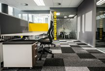 Project: Santam / Florstore OnTrend collaborated with Inhouse Brand Architects by supplying and installing the flooring at the Santam Corporate offices in Tygervalley, Cape Town