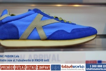 Kelme Pasion / The cool Kelme Pasion casual shoes are available in Malaysia exclusively at Futsalworks. www.futsalworks.com.my