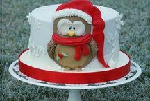 Baglyos torták