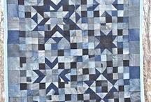 Denim quilt / by Jennie Tracy